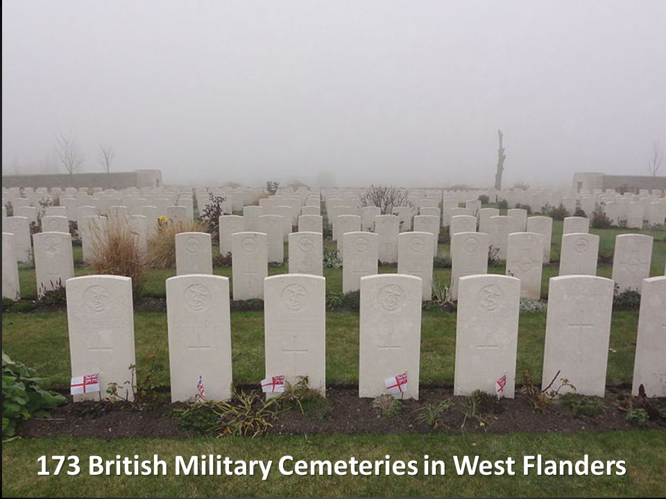 17 French Military Cemeteries in Flanders Fields 17 French Military Cemeteries in Flanders Fields