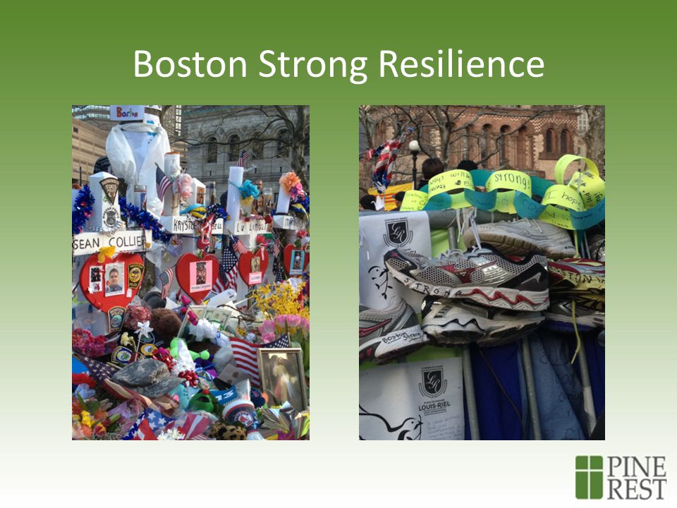 Boston Strong Resilience