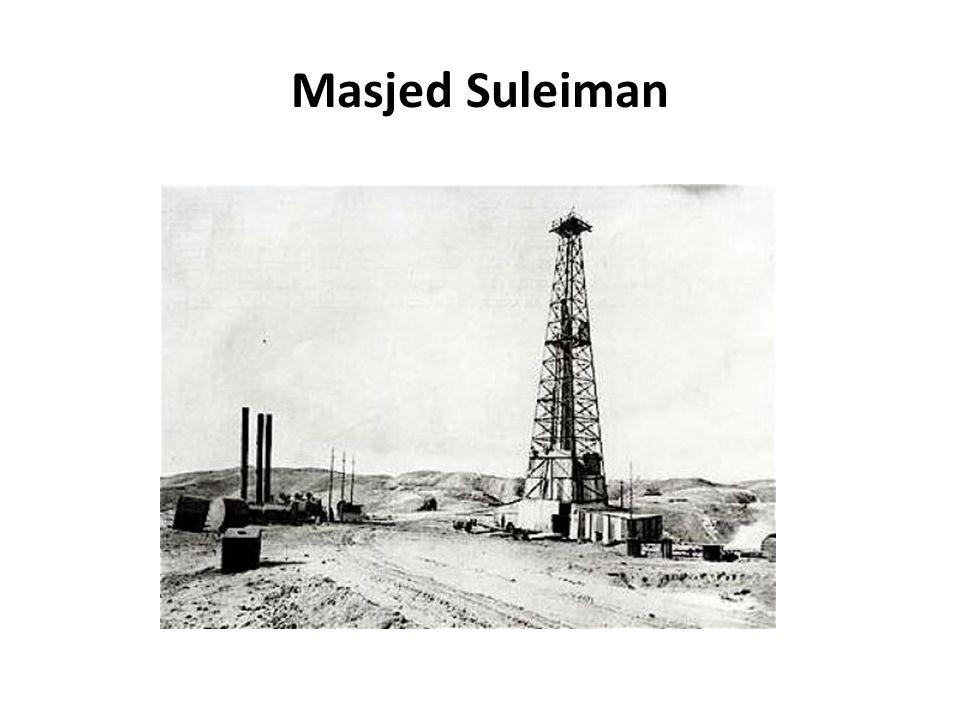 Masjed Suleiman