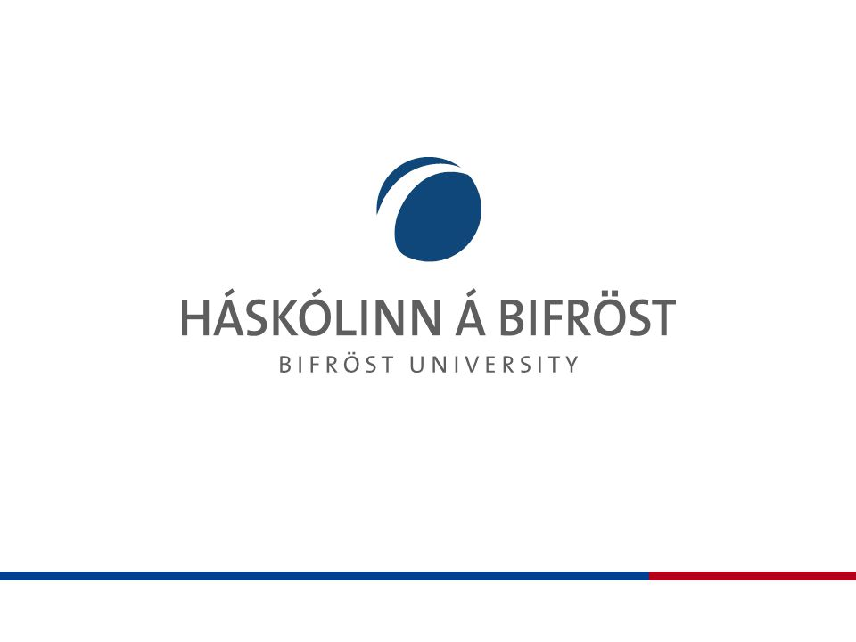 Conventus-verkefnið og,,hið lærða samvinnufélagsform Cooperative knowledge transfer through the Conventus-project Dr Sigrún Lilja Einarsdóttir Lektor / Assistant professor Bifröst University