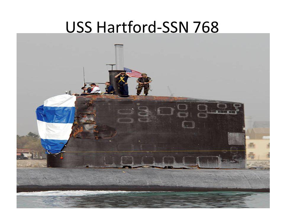 USS Hartford-SSN 768