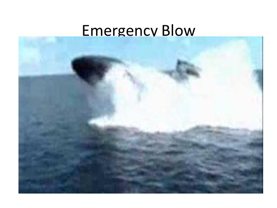Emergency Blow