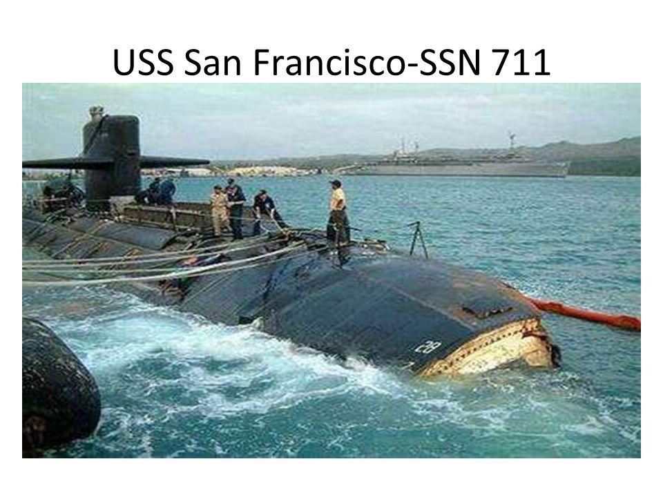 USS San Francisco-SSN 711