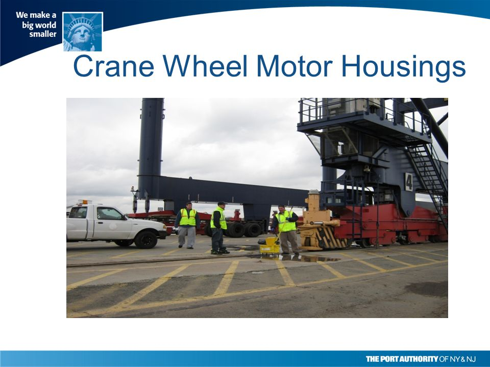 Crane Wheel Motor Housings