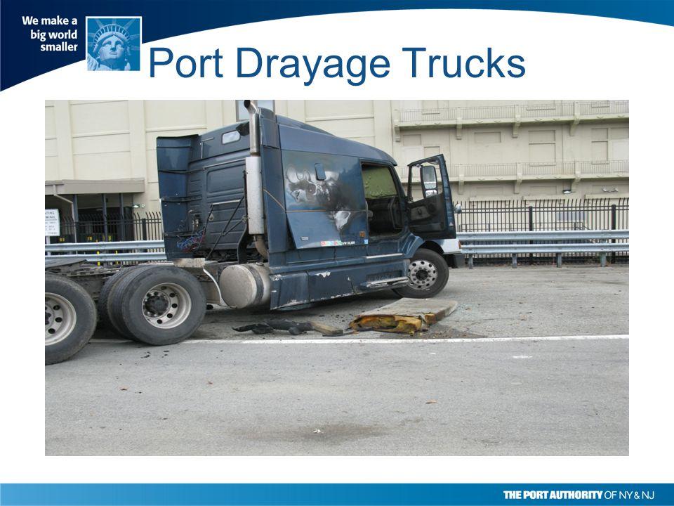 Port Drayage Trucks