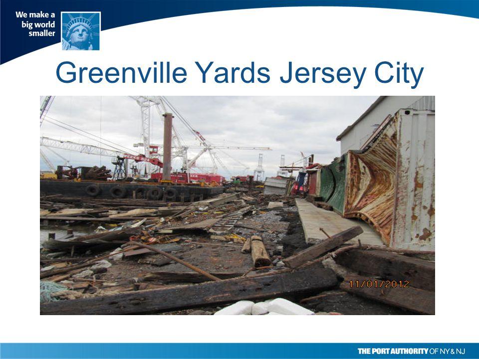 Greenville Yards Jersey City