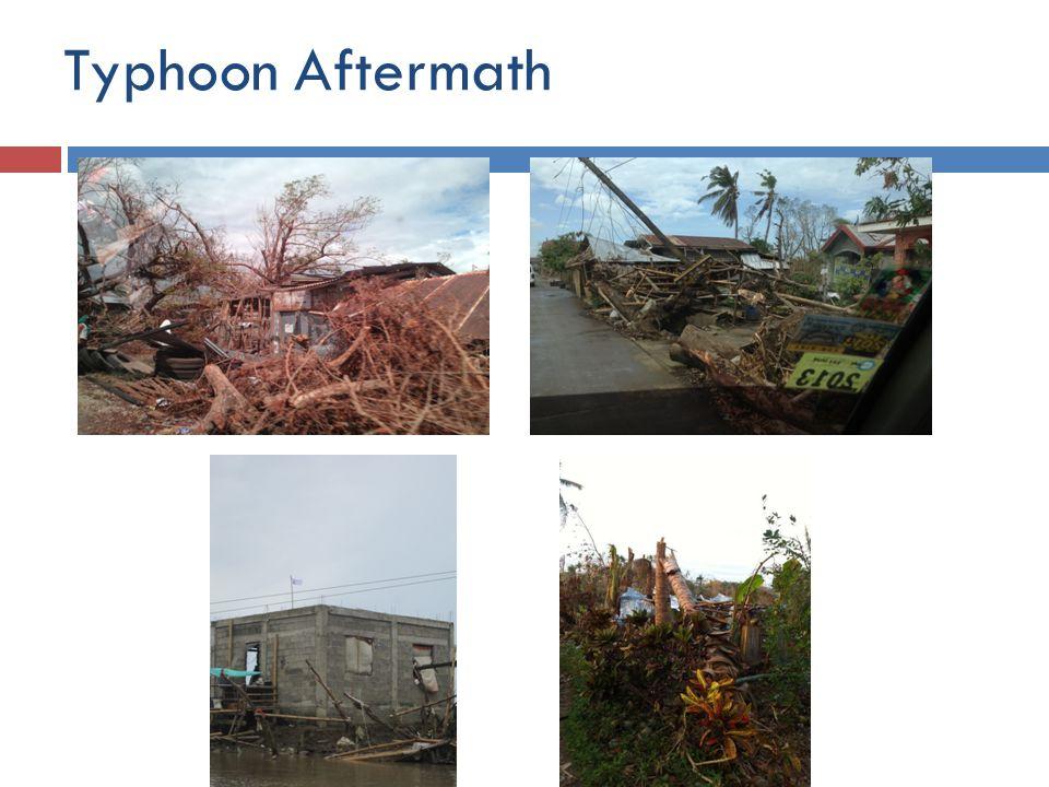 Typhoon Aftermath 17