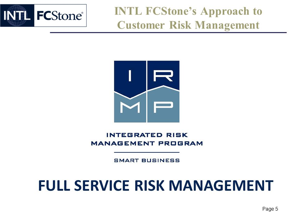 Page 16 Operational Risk Management Strategies Invest in new electronic technologies.