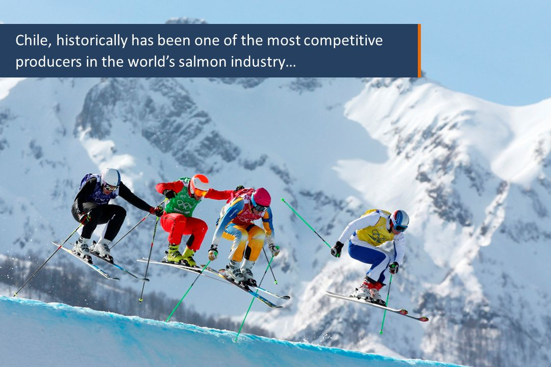 Nourishing the future Chile, historically has been one of the most competitive producers in the world's salmon industry…