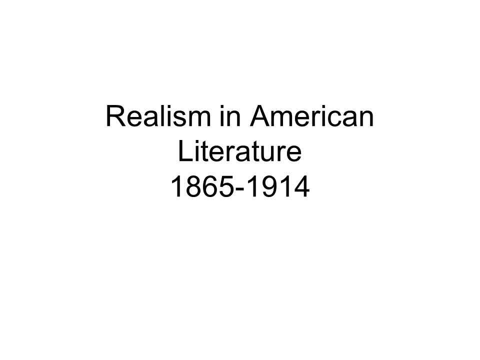 Some Writers from Realism Stephen Crane –The Red Badge of Courage Willa Cather –O Pioneers.