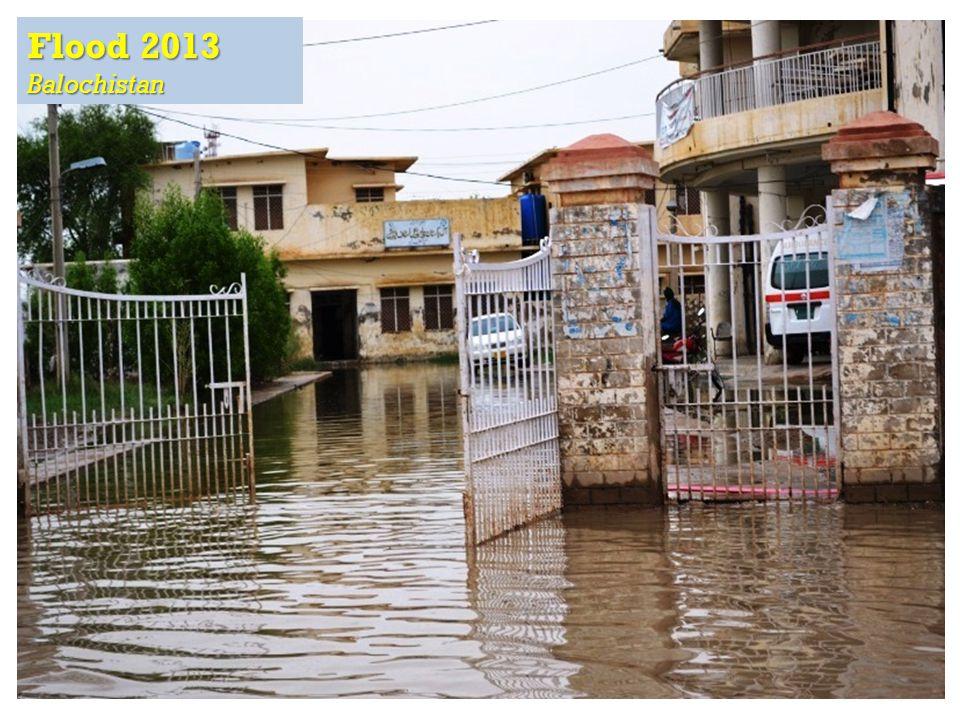RAPID Fund presentation for Effective Development Conference, Bangkok Flood 2013 Balochistan