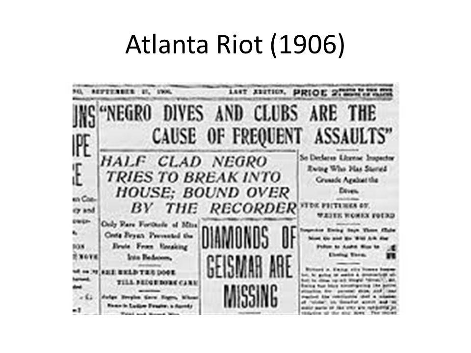 Atlanta Riot (1906)