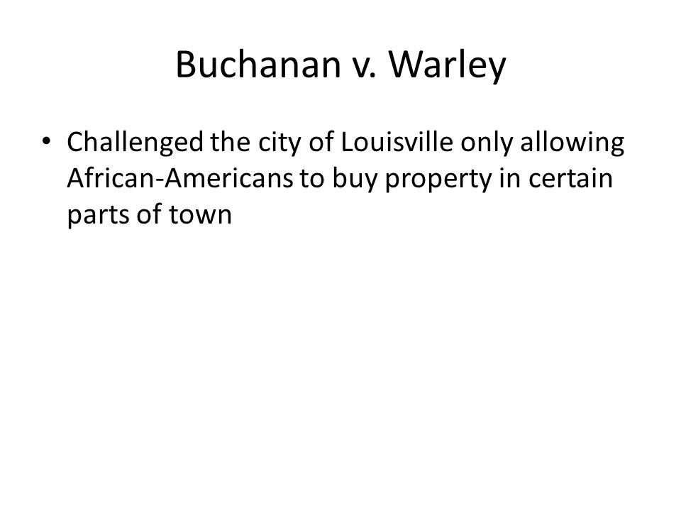 Buchanan v.