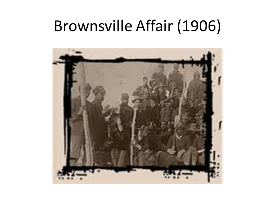 Brownsville Affair (1906)