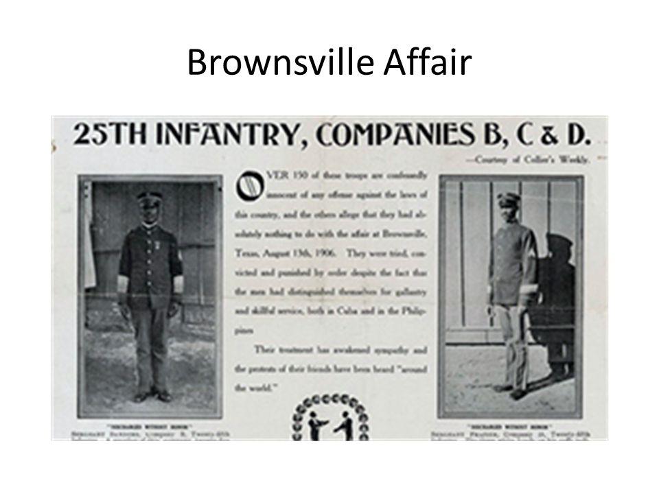 Brownsville Affair