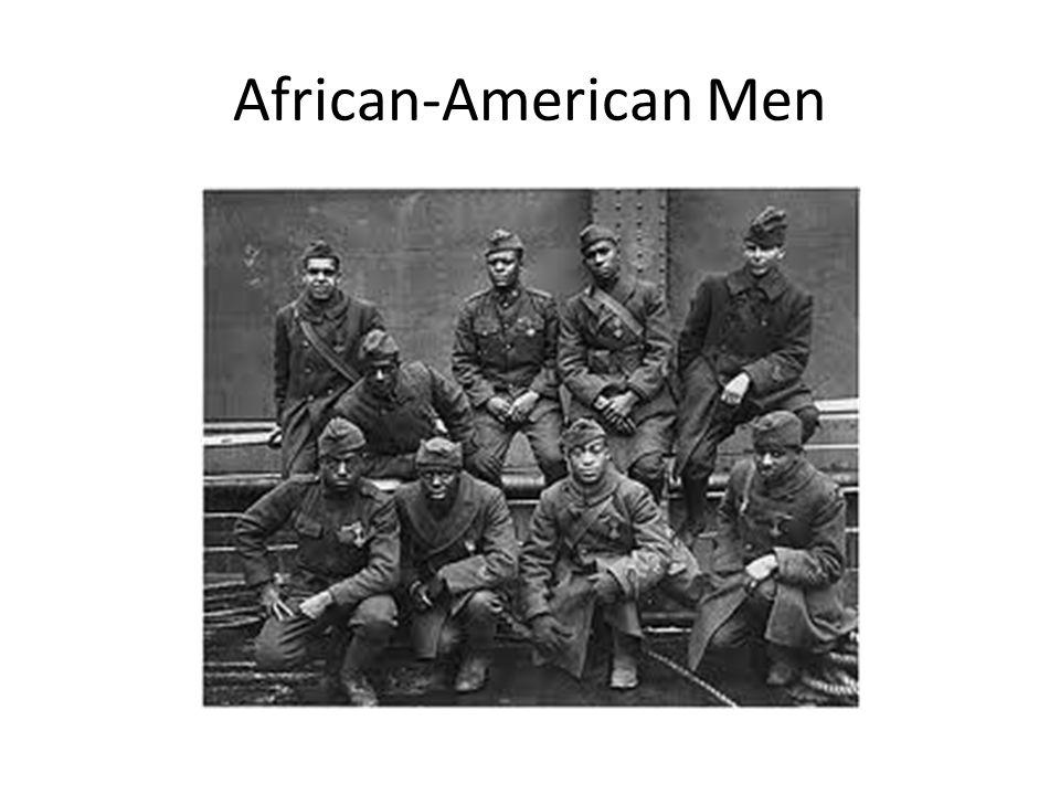 African-American Men