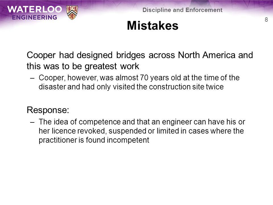 Enforcement Order directing compliance 39.