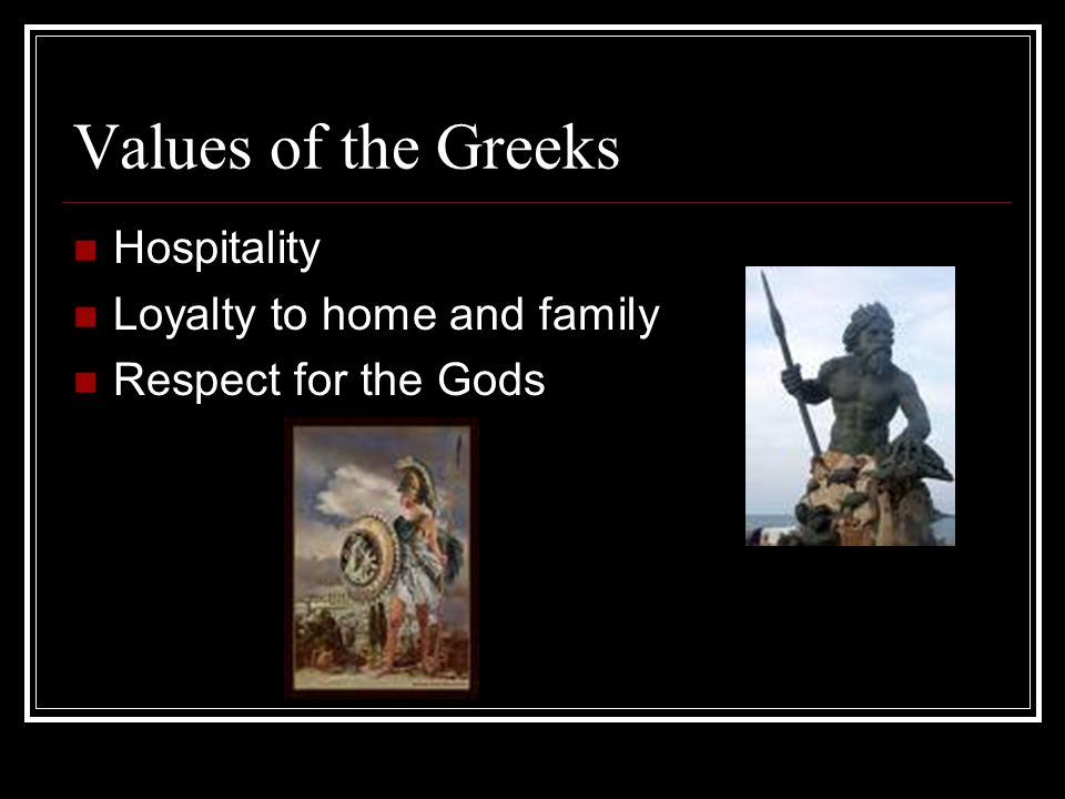 Characteristics of an Epic Hero an impressive hero an important setting (known and unknown) a journey of importance supernatural forces glorification