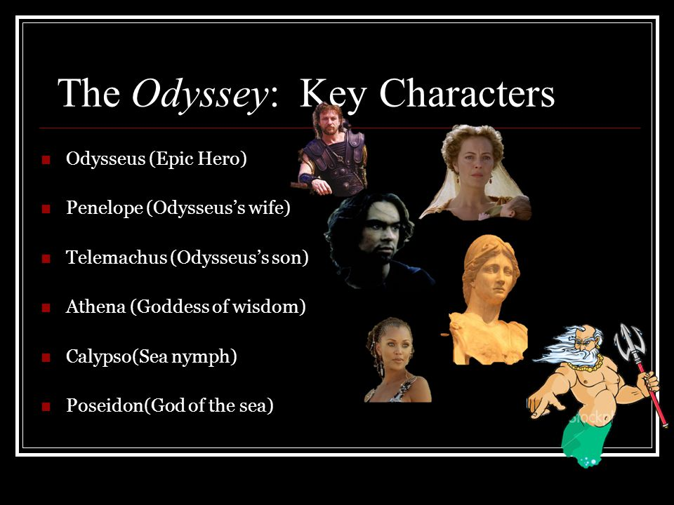 The Odyssey: Central Themes, Motifs, and Symbols Themes  One needs to experience struggles before he can fulfill his duty.  Slyness/sneakiness at ti