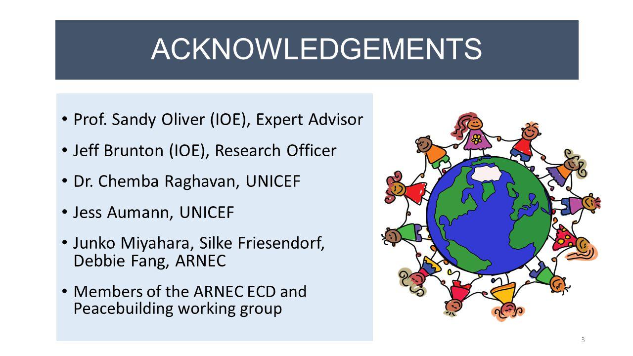Prof. Sandy Oliver (IOE), Expert Advisor Jeff Brunton (IOE), Research Officer Dr.