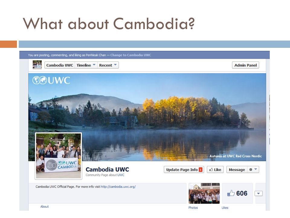 What about Cambodia