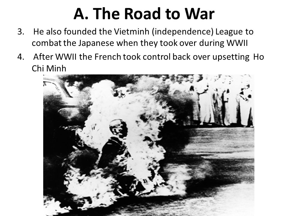 A.The Road to War 3.