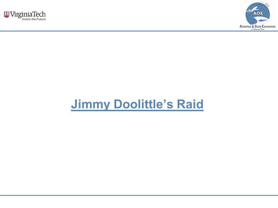 Jimmy Doolittle's Raid