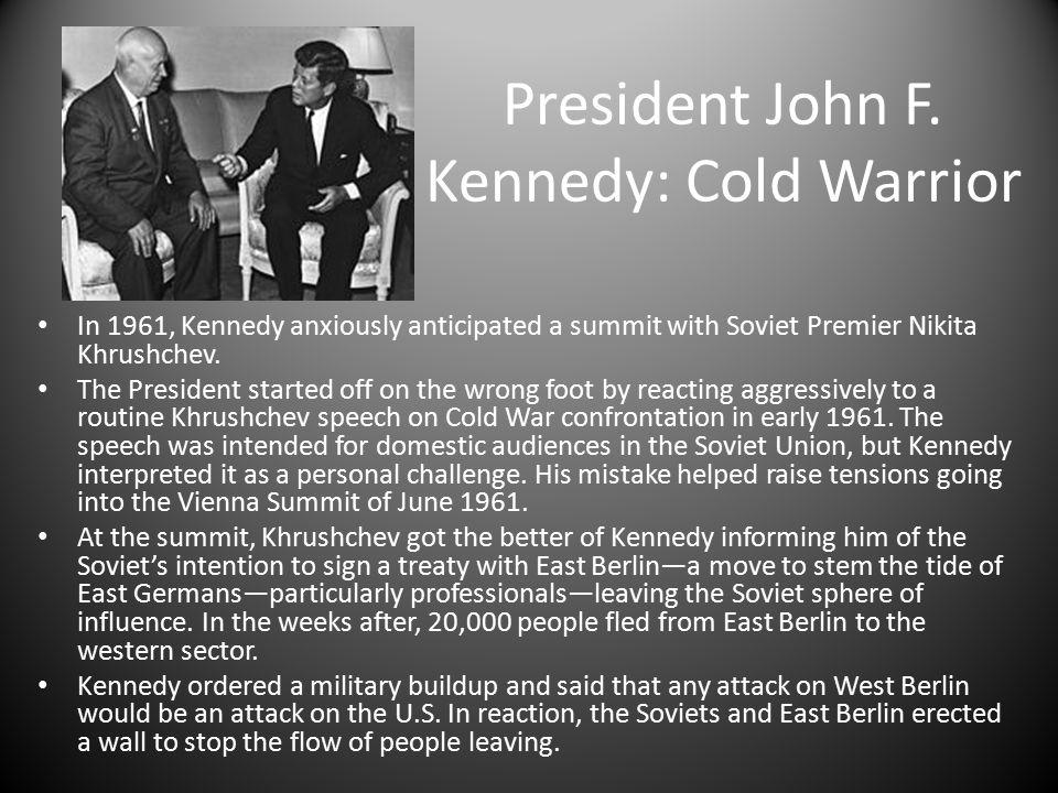 President John F.