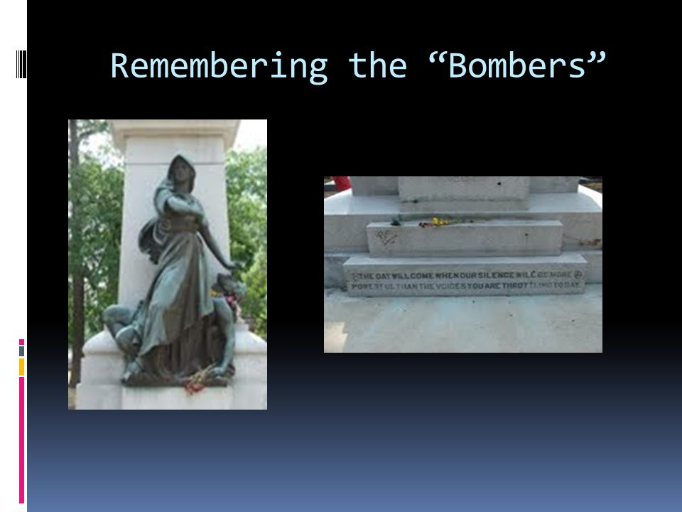 Remembering the Bombers