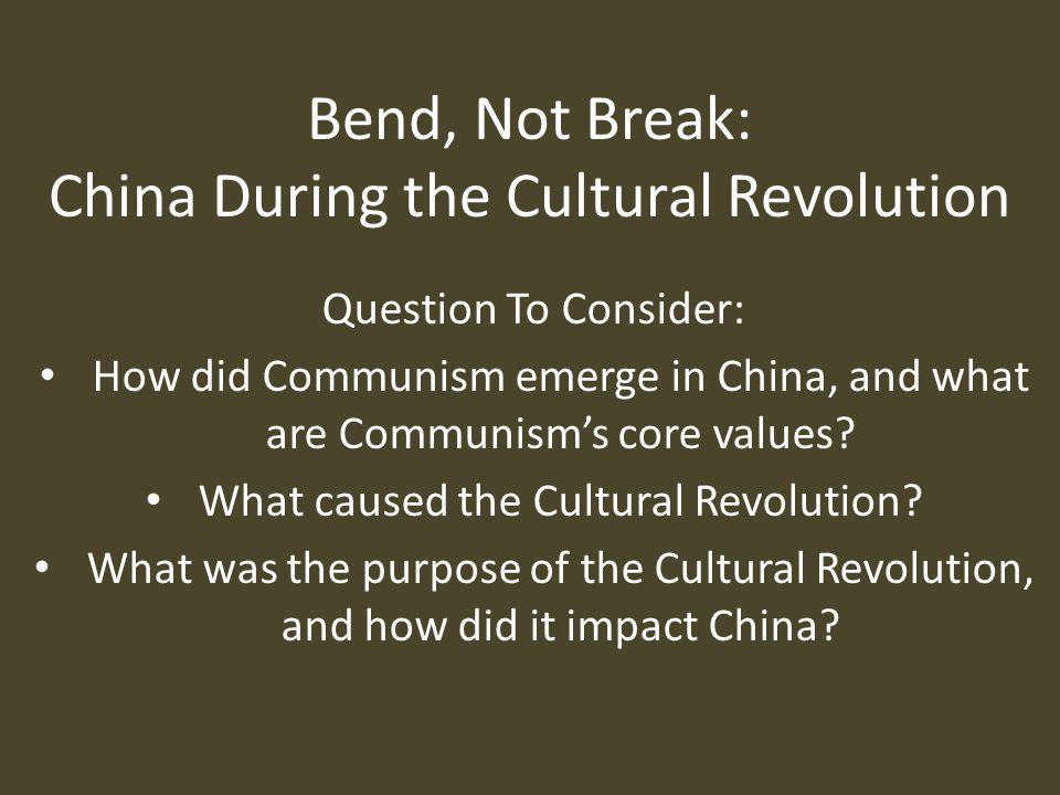 The Origins of Communism in China China in the Early 20 th Century Imperialists carving up China.