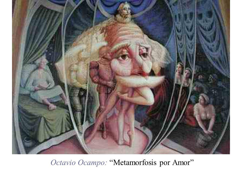 Octavio Ocampo: Mona Lisas chair