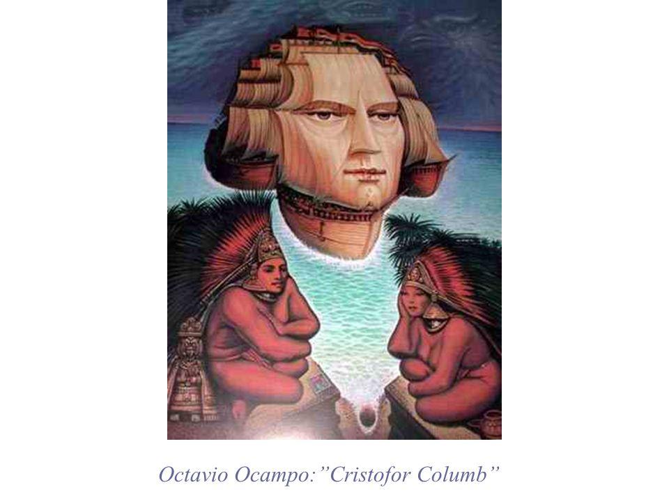Octavio Ocampo: Cristofor Columb