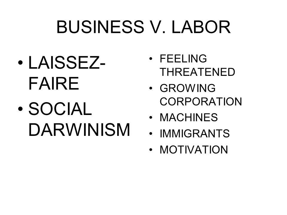 BUSINESS V.