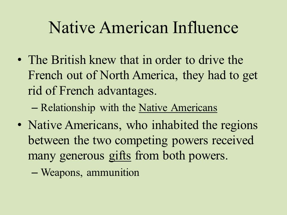 Canasatego, Iroquois Leader July 7, 1742 We know our Lands are now become more valuable.