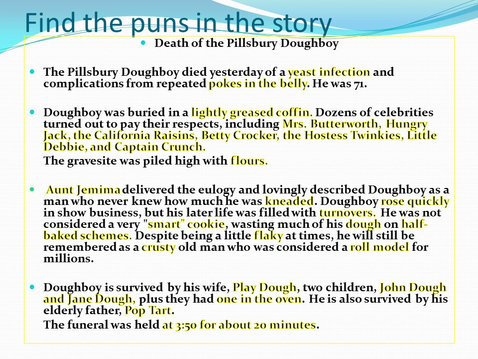 Find the puns: EDUCATION There was once a cross-eyed teacher who couldn't control his pupils.