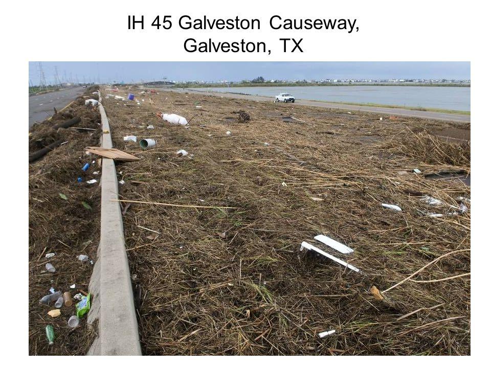 IH 45 Galveston Causeway, Galveston, TX