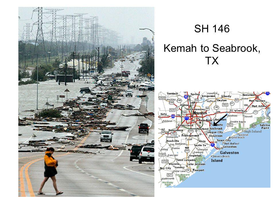 SH 146 Kemah to Seabrook, TX