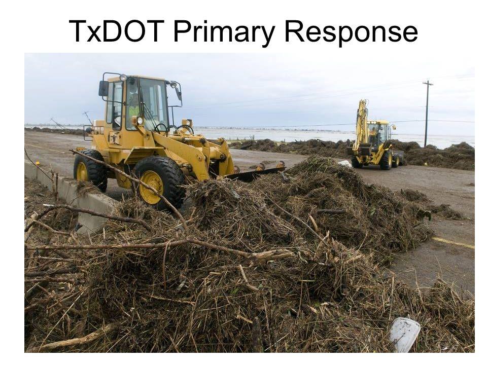 TxDOT Primary Response