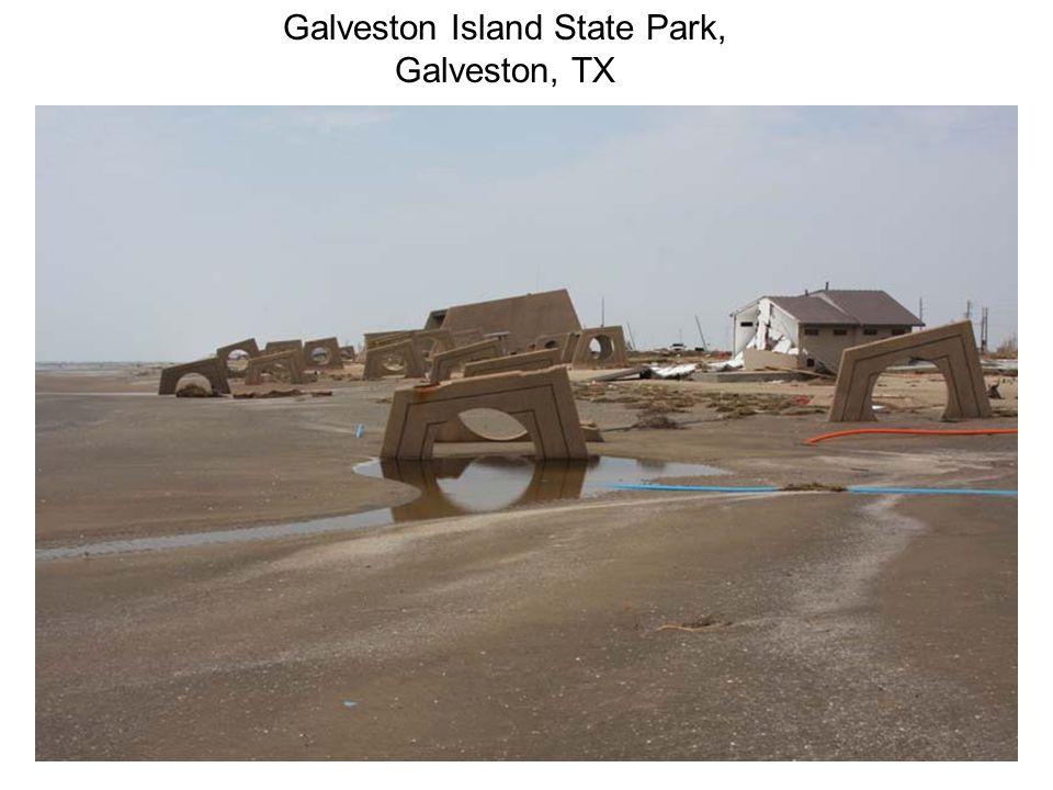Galveston Island State Park, Galveston, TX