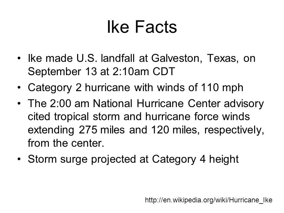 Ike Facts Ike made U.S.