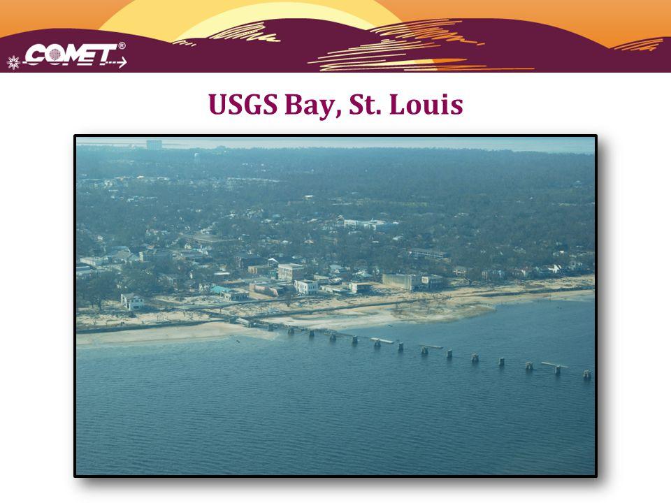 USGS Bay, St. Louis
