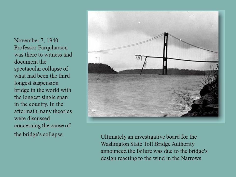 Second Tacoma Narrows Bridge showing concrete construction work, ca. 1950 Rebirth