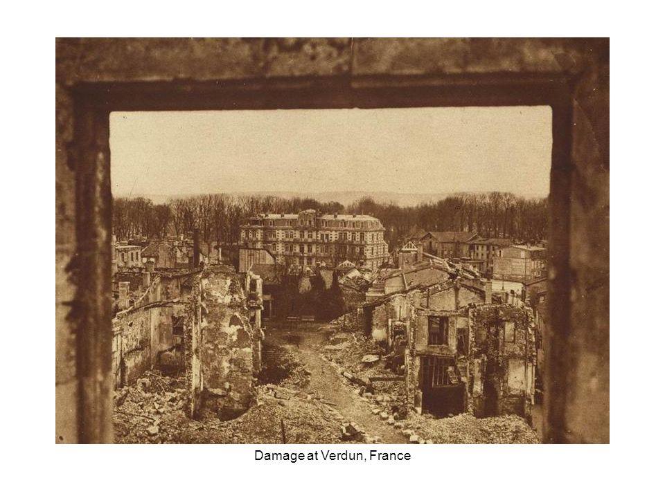 Bailleul, France, 1918