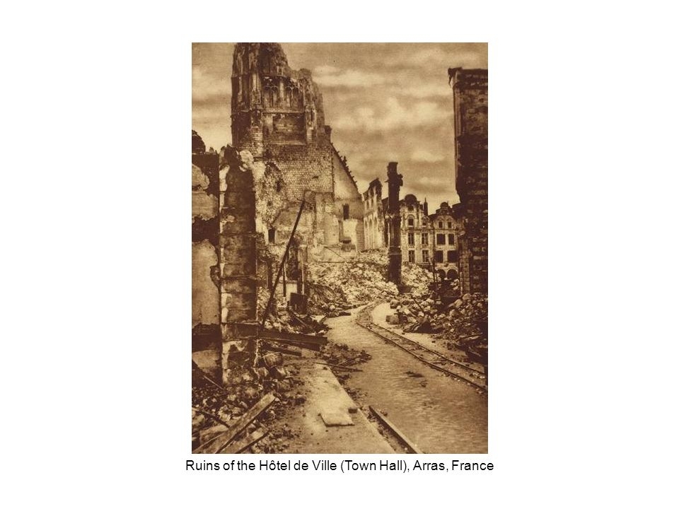 Ruins of Misery, France