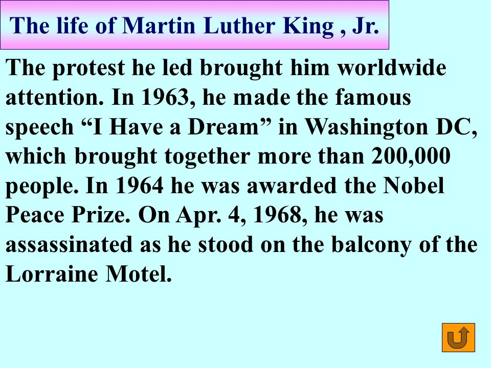 Martin Luther King, Jr., graduated from Morehouse College (B.A., 1948), Crozer Theological Seminary (B.D., 1951), and Boston University (Ph.D., 1955).