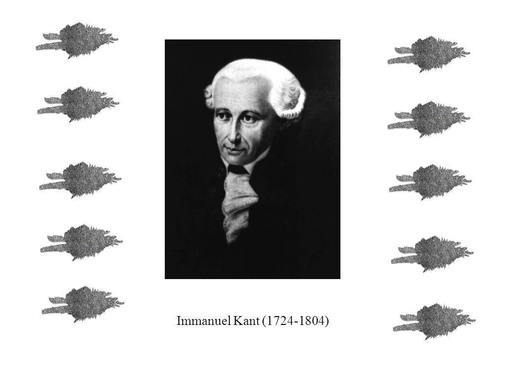 Immanuel Kant was a philosopher but he was also interested in astronomy.