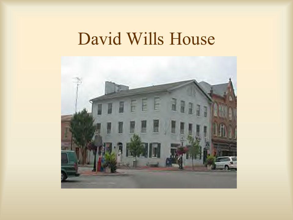 David Wills House