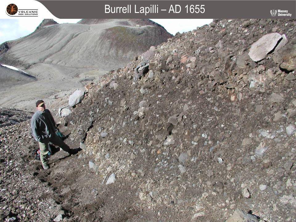 Burrell Lapilli – AD 1655