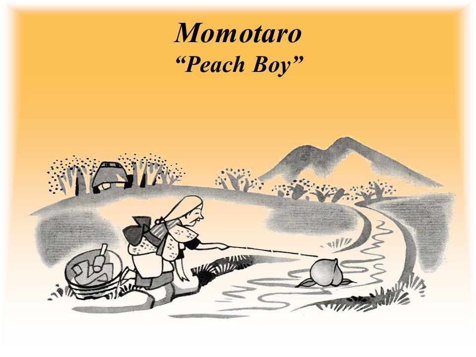 Momotaro Peach Boy