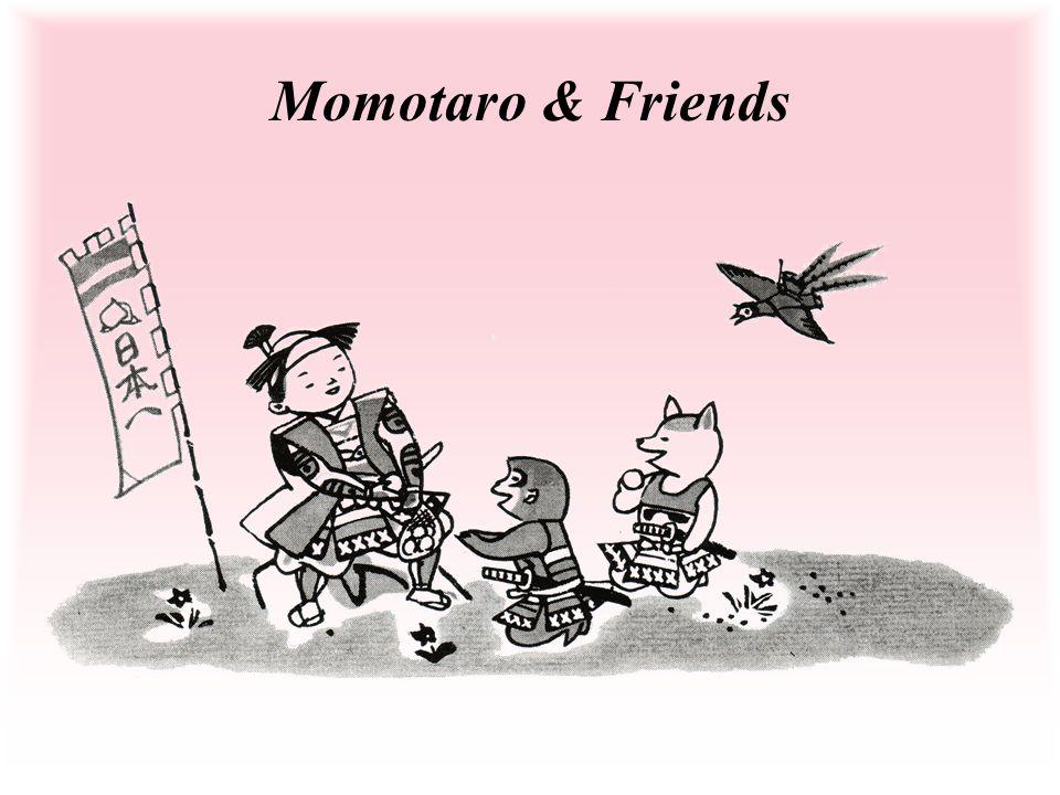 Momotaro & Friends